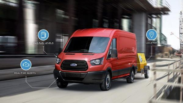 Ford introduces cloud-based open platform for fleet data