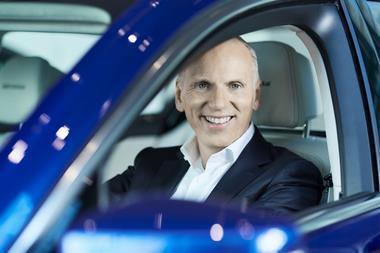 Pieter Nota, board member, BMW