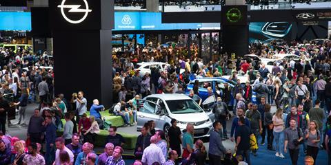 Frankfurt auto show to feature strong focus on electric